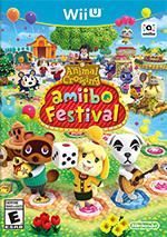 Animal Crossing: Amiibo Festival (Nintendo Wii U) Box