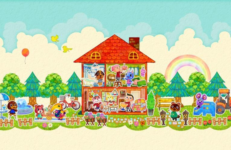 Animal Crossing: Happy Home Designer 3DS