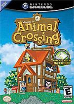 Animal Crossing: Population Growing! (Nintendo GameCube) Box