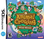 Animal Crossing: Wild World (Nintendo DS) Box