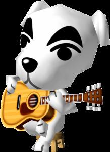 KK Slider - Animal Crossing Videos