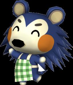 Mable - Animal Crossing Fan Art