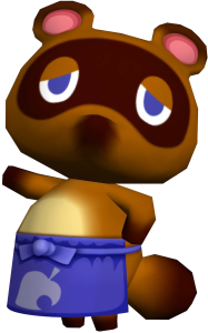 Tom Nook - Animal Crossing - Store