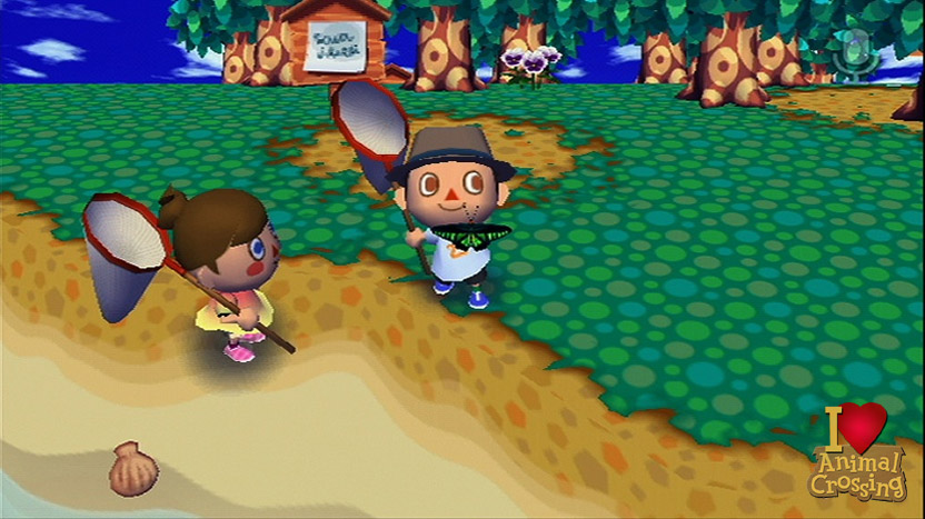 Animal Crossing: City Folk (Wii) Images – I Love Animal Crossing
