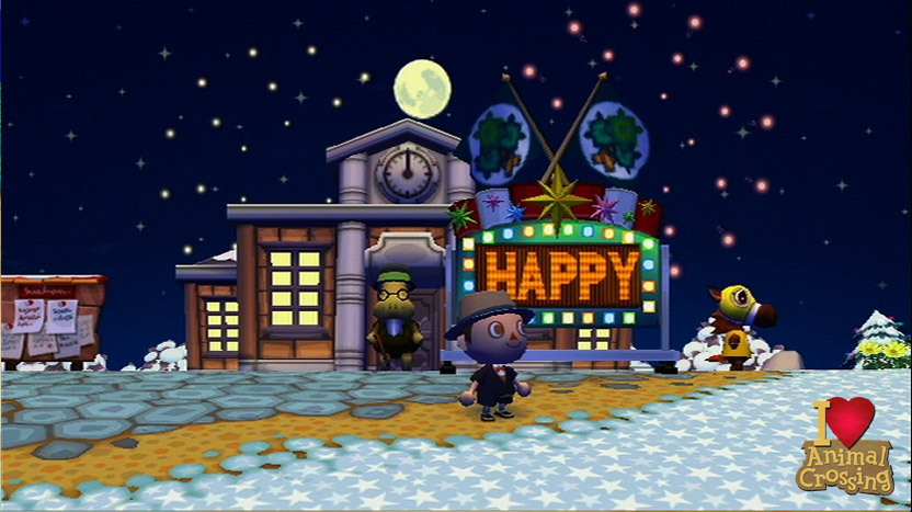 Animal Crossing: City Folk (Wii) Images – I Love Animal Crossing